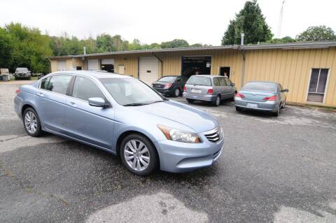 2011 Honda Accord for sale at RICHARDSON MOTORS USED CARS - Buy Here Pay Here in Anderson SC