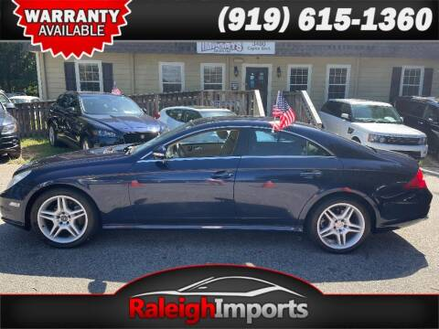 2006 Mercedes-Benz CLS for sale at Raleigh Imports in Raleigh NC
