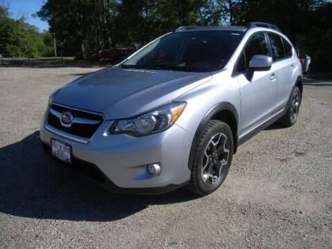 2014 Subaru XV Crosstrek for sale at HALL OF FAME MOTORS in Rittman OH