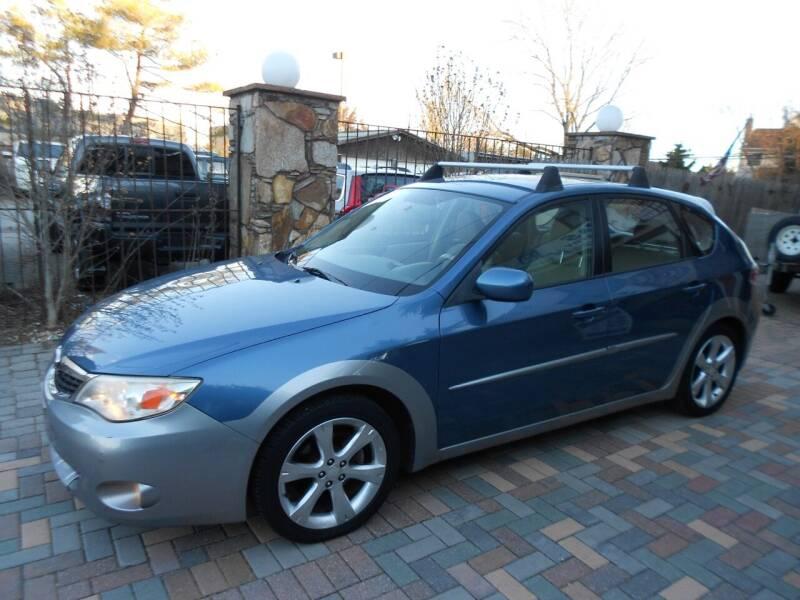2008 Subaru Impreza for sale at Precision Auto Sales of New York in Farmingdale NY