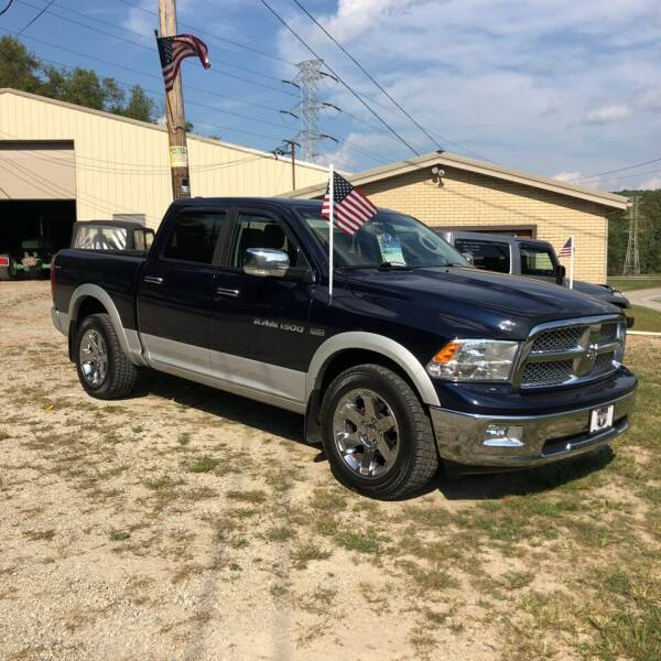 2012 RAM Ram Pickup 1500 for sale at Martin Auto Sales in West Alexander PA