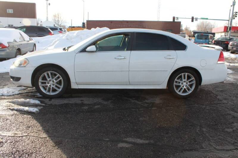 2013 Chevrolet Impala for sale at Epic Auto in Idaho Falls ID