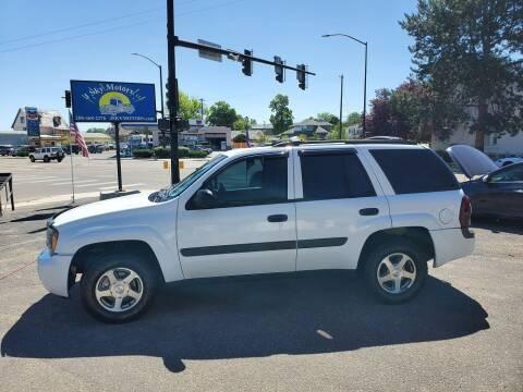 2005 Chevrolet TrailBlazer for sale at J Sky Motors in Nampa ID