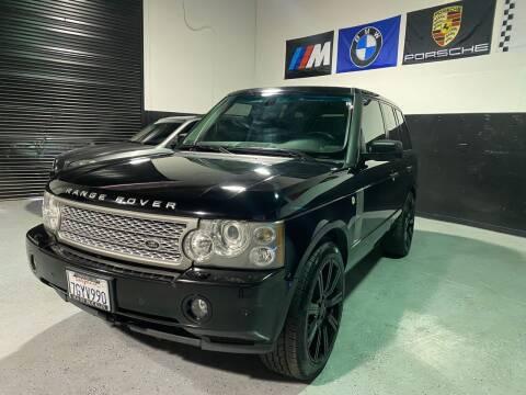 2008 Land Rover Range Rover for sale at LG Auto Sales in Rancho Cordova CA