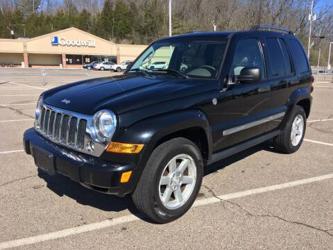 2005 Jeep Liberty for sale at Borderline Auto Sales in Loveland OH