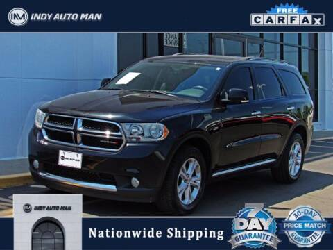 2013 Dodge Durango for sale at INDY AUTO MAN in Indianapolis IN