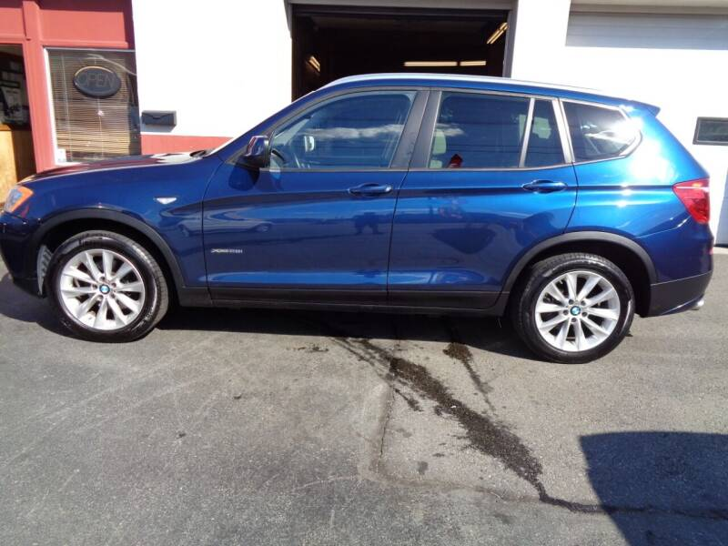2014 BMW X3 for sale at Best Choice Auto Sales Inc in New Bedford MA