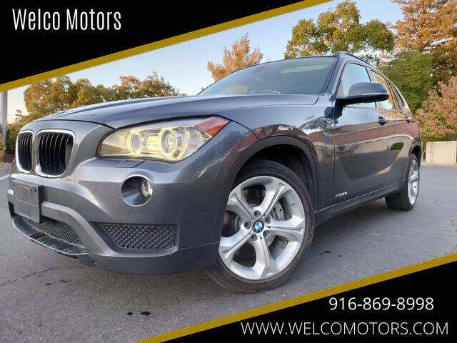 2014 BMW X1 for sale at Welco Motors in Rancho Cordova CA