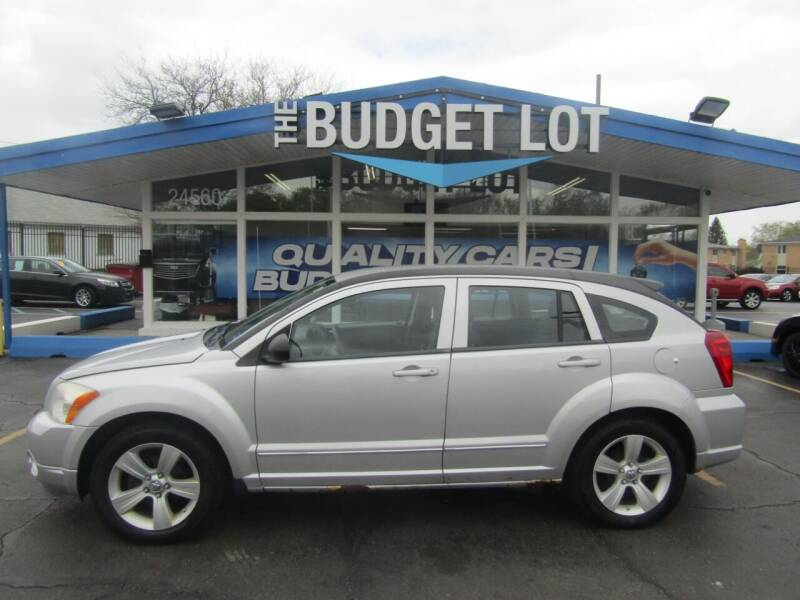 2011 Dodge Caliber for sale at THE BUDGET LOT in Detroit MI