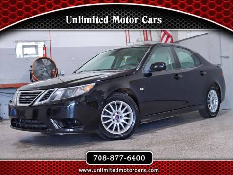 2008 Saab 9-3 for sale at Unlimited Motor Cars in Bridgeview IL