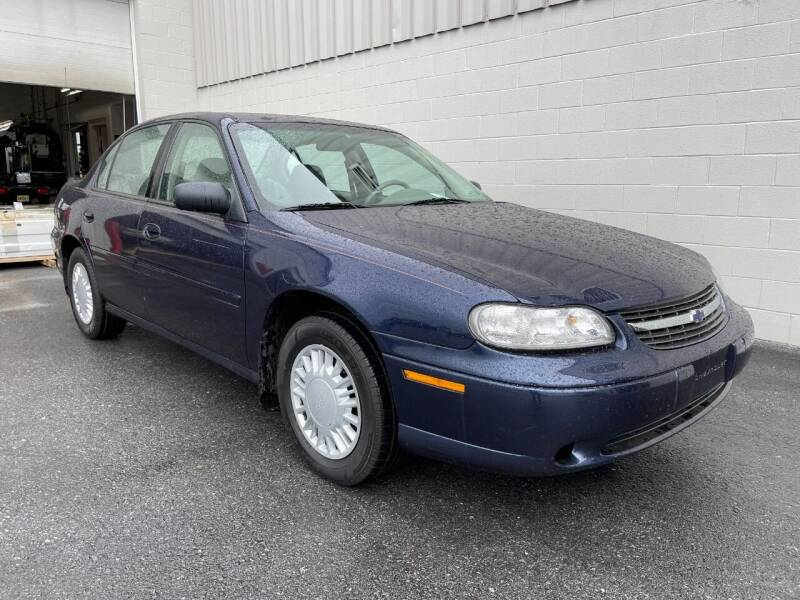 2000 Chevrolet Malibu for sale at Zimmerman's Automotive in Mechanicsburg PA