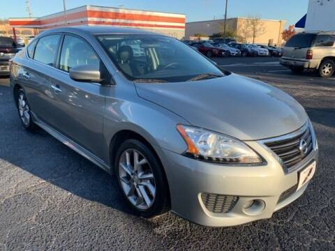 2013 Nissan Sentra for sale at Hi-Lo Auto Sales in Frederick MD