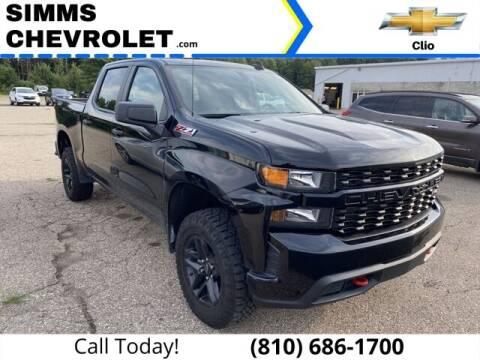 2020 Chevrolet Silverado 1500 for sale at Aaron Adams @ Simms Chevrolet in Clio MI