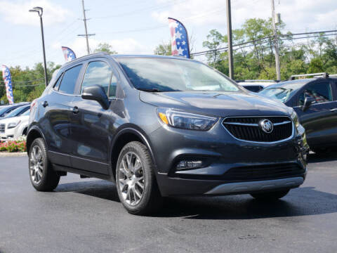 2018 Buick Encore for sale at GRANITE RUN PRE OWNED CAR AND TRUCK OUTLET in Media PA