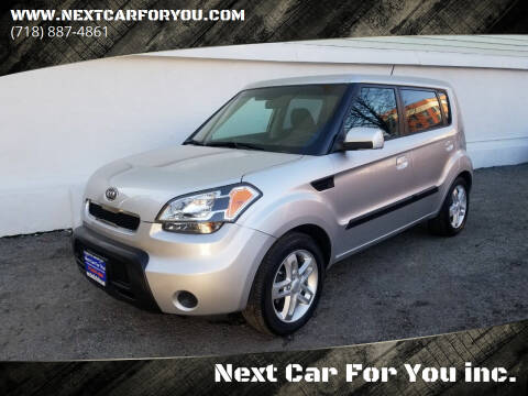 2010 Kia Soul for sale at Next Car For You inc. in Brooklyn NY