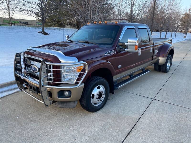 2011 Ford F-350 Super Duty for sale at Western Star Auto Sales in Chicago IL