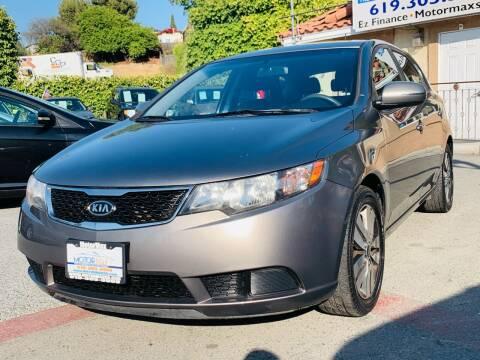 2013 Kia Forte5 for sale at MotorMax in Lemon Grove CA