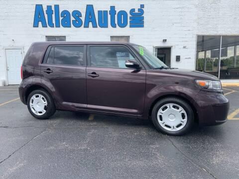 2008 Scion xB for sale at Atlas Auto in Rochelle IL