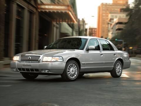 2009 Mercury Grand Marquis for sale at Sundance Chevrolet in Grand Ledge MI