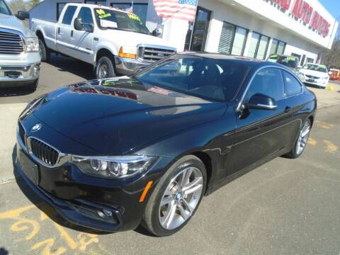 2018 BMW 4 Series for sale at Island Auto Buyers in West Babylon NY