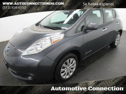 2013 Nissan LEAF for sale at Automotive Connection in Fairfield OH