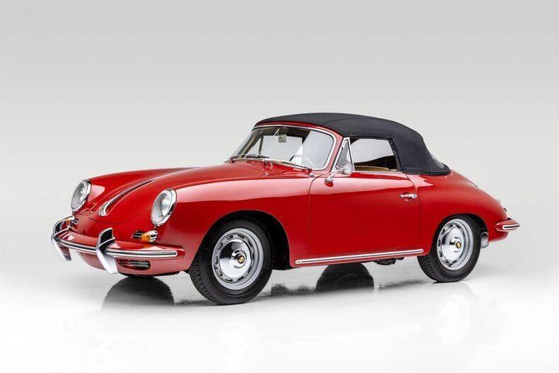 1962 Porsche 356 for sale in Costa Mesa, CA
