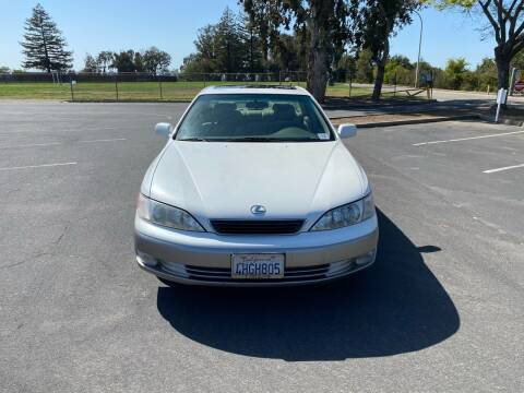 1999 Lexus ES 300 for sale at CARFORNIA SOLUTIONS in Hayward CA