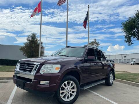 2007 Ford Explorer Sport Trac for sale at TWIN CITY MOTORS in Houston TX