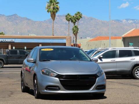 2016 Dodge Dart for sale at Jay Auto Sales in Tucson AZ