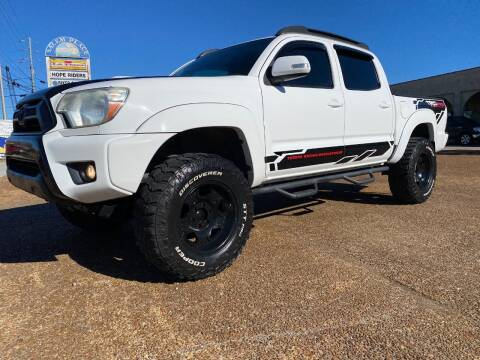2012 Toyota Tacoma for sale at DABBS MIDSOUTH INTERNET in Clarksville TN