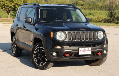 2017 Jeep Renegade for sale at Big O Auto LLC in Omaha NE