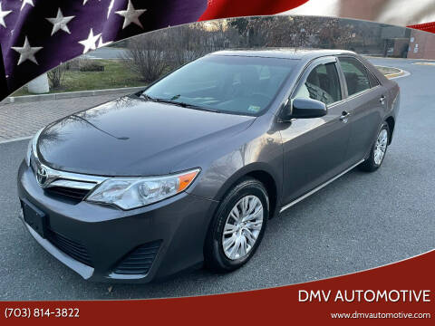 2014 Toyota Camry for sale at DMV Automotive in Falls Church VA