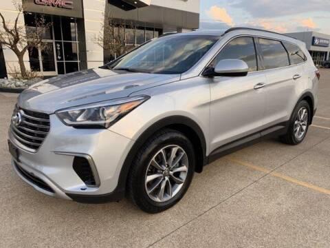 2017 Hyundai Santa Fe for sale at AutoJacksTX.com in Nacogdoches TX