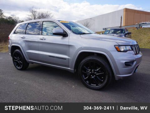 2017 Jeep Grand Cherokee for sale at Stephens Auto Center of Beckley in Beckley WV