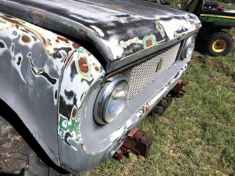 1961 International Scout for sale at CLASSIC MOTOR SPORTS in Winters TX