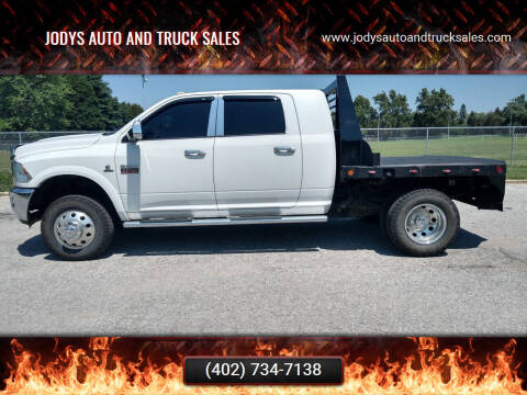 2012 RAM Ram Pickup 3500 for sale at Jodys Auto and Truck Sales in Omaha NE