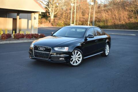 2014 Audi A4 for sale at Alpha Motors in Knoxville TN