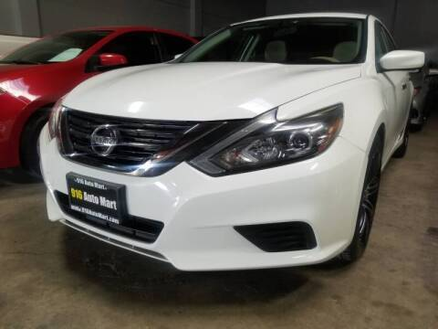 2016 Nissan Altima for sale at 916 Auto Mart ONLY $399 DOWN!!!* in Sacramento CA