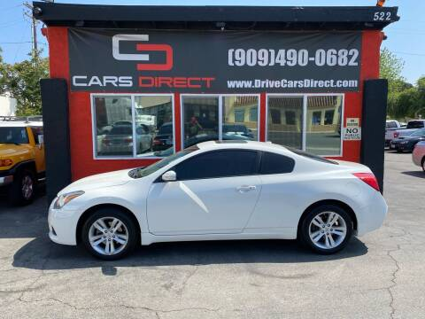 2012 Nissan Altima for sale at Cars Direct in Ontario CA