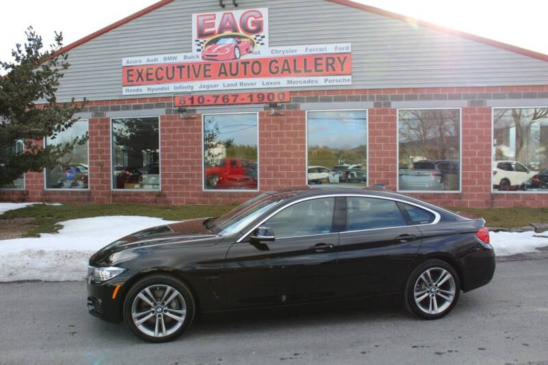2019 BMW 4 Series for sale at EXECUTIVE AUTO GALLERY INC in Walnutport PA