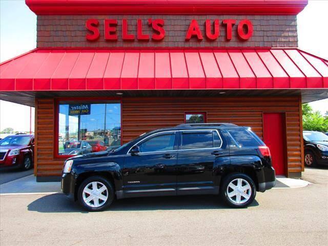 2012 GMC Terrain for sale at Sells Auto INC in Saint Cloud MN