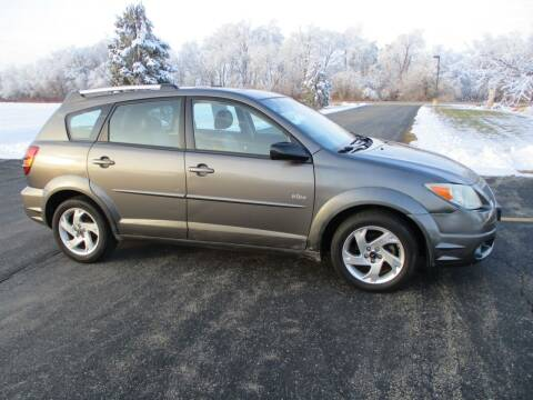 2005 Pontiac Vibe for sale at Crossroads Used Cars Inc. in Tremont IL