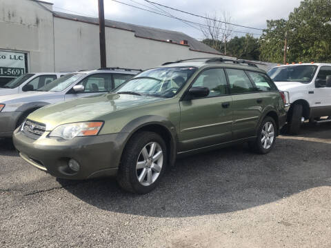 2007 Subaru Outback for sale at JMD Auto LLC in Taylorsville NC