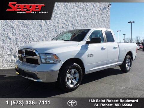 2016 RAM Ram Pickup 1500 for sale at SEEGER TOYOTA OF ST ROBERT in St Robert MO