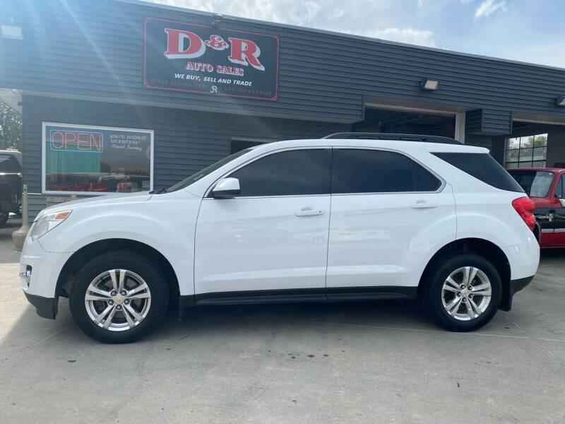 2011 Chevrolet Equinox for sale at D & R Auto Sales in South Sioux City NE
