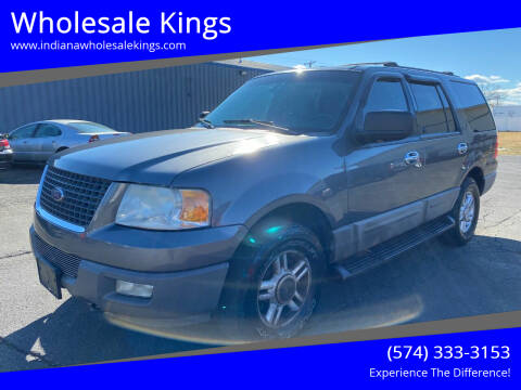 2003 Ford Expedition for sale at Wholesale Kings in Elkhart IN
