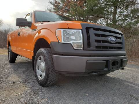 2009 Ford F-150 for sale at Jacob's Auto Sales Inc in West Bridgewater MA