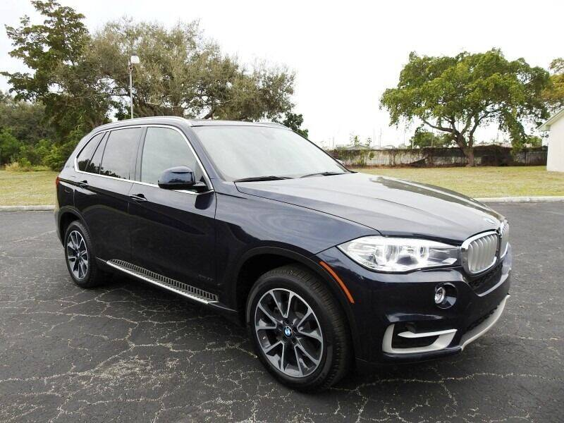 2017 BMW X5 for sale at SUPER DEAL MOTORS 441 in Hollywood FL