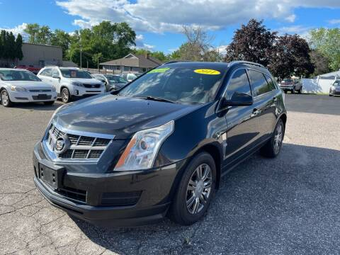 2011 Cadillac SRX for sale at River Motors in Portage WI