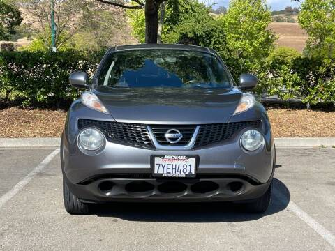 2012 Nissan JUKE for sale at CARFORNIA SOLUTIONS in Hayward CA
